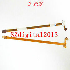 2PCS/ Lens Aperture Flex Cable For Canon EF-S 18-135 mm 18-135mm f/3.5-5.6 IS