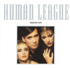 Human League (The) ‎CD Greatest Hits - England