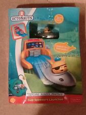 OCTONAUTS - GUP SPEEDERS LAUNCHER with SPECIAL SILVER GUP-B - Fisher Price - New