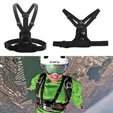 Chest Harness Mount For SJ4000 GoPro Hero 4/3 + / 3/2/1 Chesty Accessoires