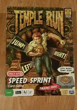 Temple Run Speed Sprint Card Game *NIP* Ages 8+ Family 2-4 Players