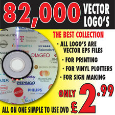Logo clipart vinyl cutter plotter vector signes image dvd cd