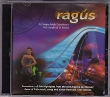 Ragus - Soundtrack - CD (Signed by some cast members)