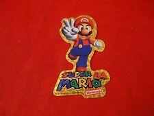 Super Mario 64 Nintendo 64 N64 Vending Machine Sticker **RARE**