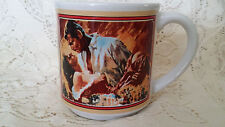 1989 Gone With The Wind 50th Anniversary Coffe Mug / Cup