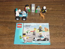 Complete LEGO Set #7279--Police Mini-figure Collection