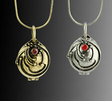 Hot Selling The Vampire Diaries Vervain Necklace (Color: Brass)