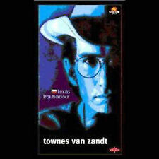 Texas Troubadour [Snapper Long Box] [Box] by Townes Van Zandt (CD, Jun-2005,...