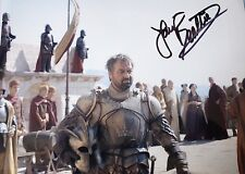 IAN BEATTIE - GAME OF THRONES ACTOR - EXCELLENT SIGNED COLOUR PHOTOGRAPH