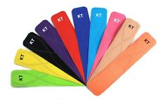 "KT TAPE KINESIOLOGY THERAPEUTIC TAPE ELASTIC SPORT TAPE COTTON (2 Strips of 10"")"