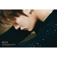 KIM JAE JOONG 2ND ALBUM [ NO.X ] FROM JYJ JAEJOONG NEW  KPOP