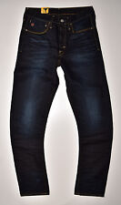 G-STAR RAW - Type C 3D Loose Tapered - Indigo Aged Jeans - W31 L36 Neu !!!