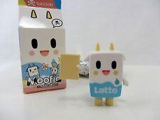 "LATTE holding cracker w/Stellina MOOFIA Series 2 Tokidoki 2.5"" tall Vinyl Figure"