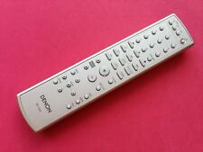 NEW Genuine DENON RC-1054 Remote Control For DRA-700AE AV RECEIVER
