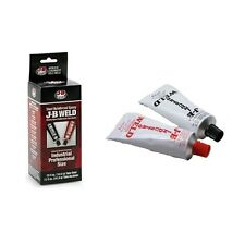 JB WELD *INDUSTRIAL PROFESSIONAL SIZE* COLD WELD STEEL REINFORCED EPOXY 5+5oz 10