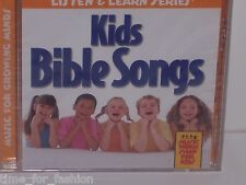 Listen and Learn Series Kids Bible Songs Music CD