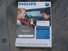 New Philips Universal FM Transmitter for iPod/MP3 Player