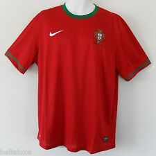 ~nwt~Nike PORTUGAL OFFICIAL 2013 soccer football Jersey Shirt futbol Top~Mens XL