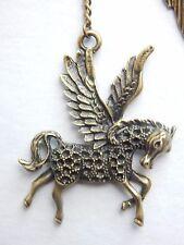 Percy Jackson Heroes of Olympus Camp Half Blood Inspired Pegasus Bookmark
