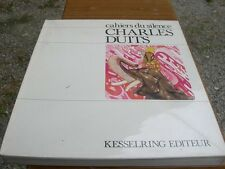 CAHIERS  DU SILENCE   CHARLES DUITS KESSELRING ED 1975