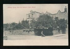 Gloucestershire BRISTOL Oldbury House from St Michaels Park used c1910? PPC