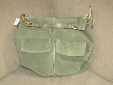 COACH Leather Suede Hobo Purse #17841 Super Rare NEW WITH TAGS $698.00