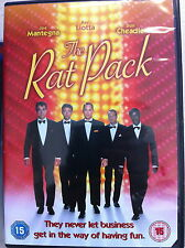 Ray Liotta Don Cheadle THE RAT PACK | Frank Sinatra / Dean Martin Biopic UK DVD