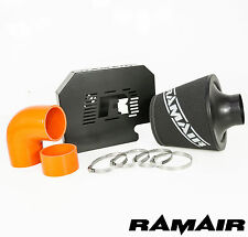 Ramair Air Filter Intake Kit, ECU Bracket & Orange Hoses - Ford Focus ST 225 mk2