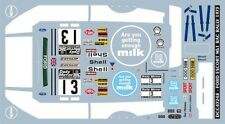DECALS 1/43 FORD ESCORT MK1 - #13 - MAKINEN - RAC RALLY 1973  - COLORADO  43248