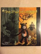 The Stuff Of Legend #1 The Dark Signed CP Wilson III Th3rd World Comics Movie