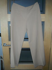 Size 14 Alex & Co Light Brown Trousers NWT - RRP £80