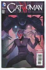 CATWOMAN #43 - HEVEN WADA COVER - DC's THE NEW 52 - 2015