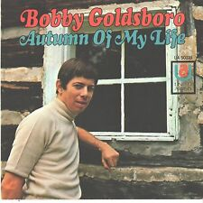 BOBBY GOLDSBORO--PICTURE SLEEVE ONLY--(AUTUMN OF MY LIFE)--PS--PIC--SLV