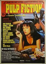 Pulp Fiction 24x34 Theatrical Art Movie Poster