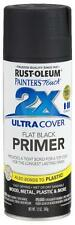 Rust-Oleum 249846 Painter's Touch Multi-Purpose Spray Paint Primer - Flat Black