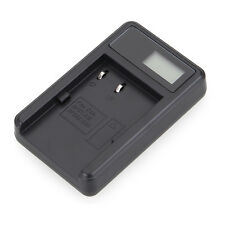 USB Charger ONLY for Canon BP-511a Battery EOS 40D 30D 20D 300D 5D 50D