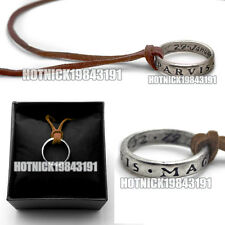 Uncharted 3 Drake's Deception Sir Francis Ring Necklace Pendant in Box Instock
