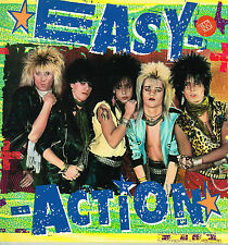 EASY ACTION - S/T (TANLP009) KEE MARCELLO, ZINNY ZAN. SWEDISH HARD ROCK LP