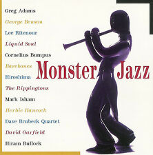 Monster Jazz by Various Artists ~ CD