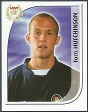 PANINI SCOTTISH PREMIER LEAGUE 2003- #084-DUNDEE-TOM HUTCHINSON