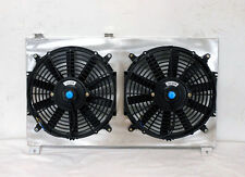 Radiator Fan Shroud fit for 2000-2009 Honda S2000 New w/ 2xFans