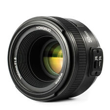 Yongnuo YN50mm F1.8 AF Lens Larger Aperture Auto Focus for Nikon DSLR Camera New