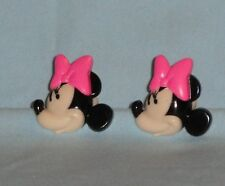 Minnie Mouse, Disney, Cupcake Rings, Plastic, DecoPac,Pink,Party Favor