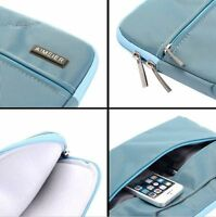 Deluxe Laptop Notebook Tablet iPad Carry Case Briefcase Messenger Bag