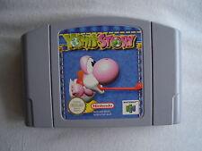 Yoshi's Story sur Nintendo 64 !!!