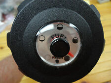 "NEW KELCH GAS CAP WITH GAUGE 3.5"" X 14"" FITS SEVERAL ZERO TURN MOWERS USING 3.5"""