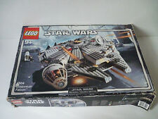 Lego Star Wars 4504 Millennium Falcon Original Trilogy Edition ( incomplet )