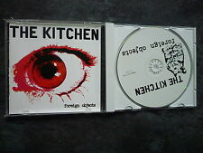 THE KITCHEN FOREIGN OBJECTS Nr MINT CD ALBUM Damaged Goods DAMGOOD 235