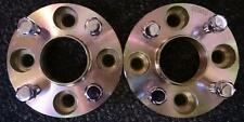 Fiat 4x98 20mm 58.1 Centre Bore Hubcentric Wheel Spacers 1 pair inc bolts