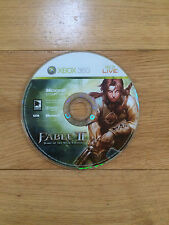 Fable II (2) Game Of The Year Edition for Xbox 360 *Disc Only*